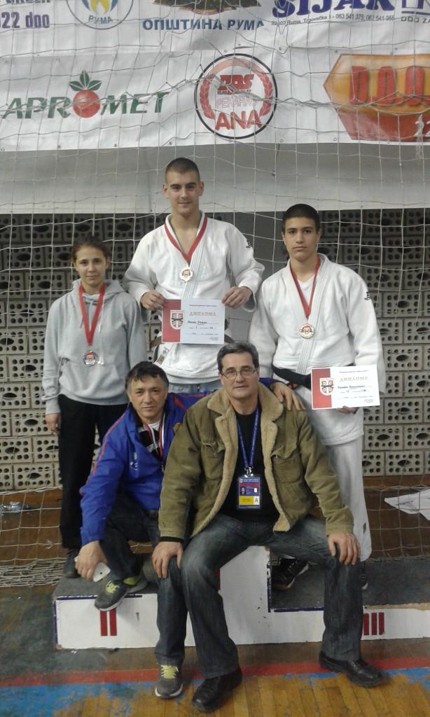 Medalje na državnom